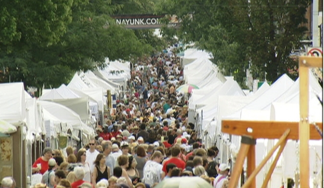 Manayunk Arts Festival Returns to Main Street This Weekend