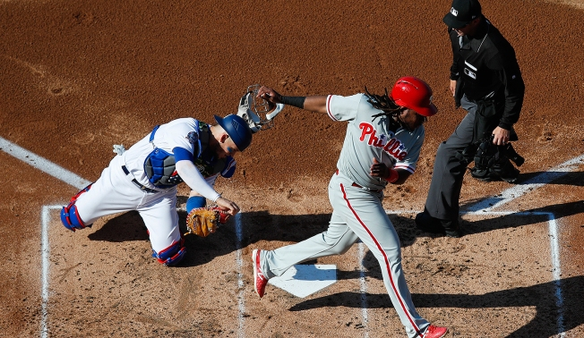 And the Oscar Goes to … Maikel Franco
