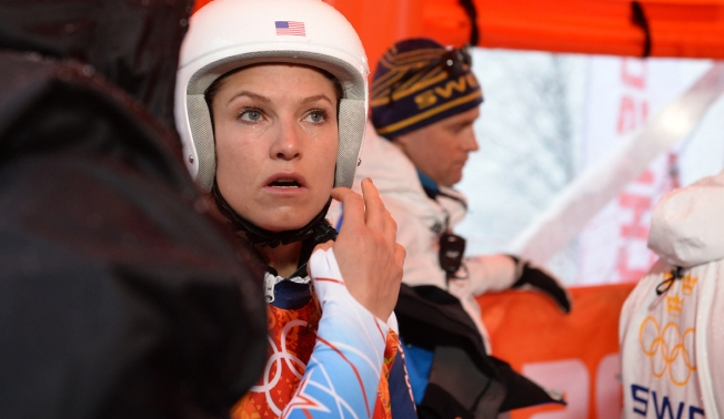 American Julia Mancuso Closes Out Sochi Games, Doesn't Rule Out Competing in Next Olympics