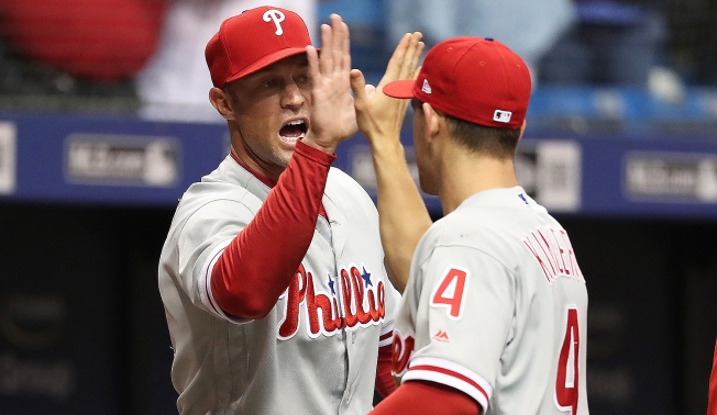 Gabe Kapler Remains High on Phillies' Hitting Coaches Despite Team's Offensive Woes