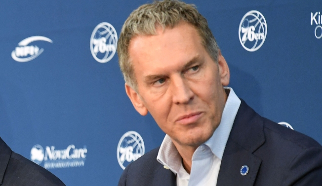 Sixers Believe Bryan Colangelo Had No Knowledge of Twitter Accounts, Source Says