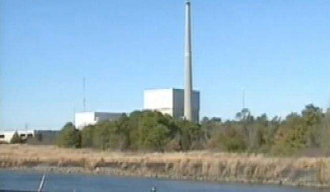N.J. Nuke Plant Taken Offline for Maintenance