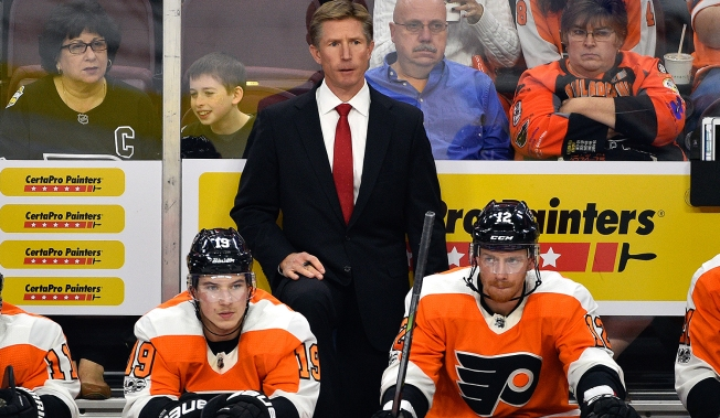 Flyers in Uncharted Territory With Lack of Penalties