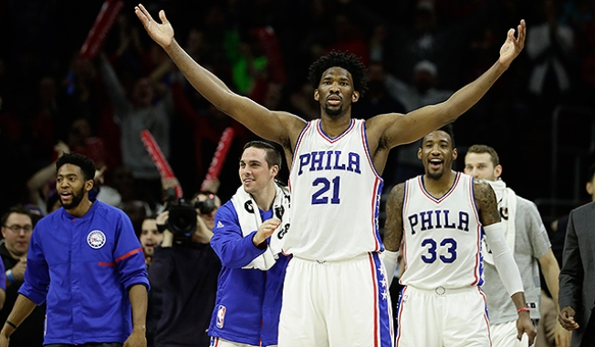 Joel Embiid Causes Uproar With Forecast of Cavaliers' Demise, Sixers' Rise