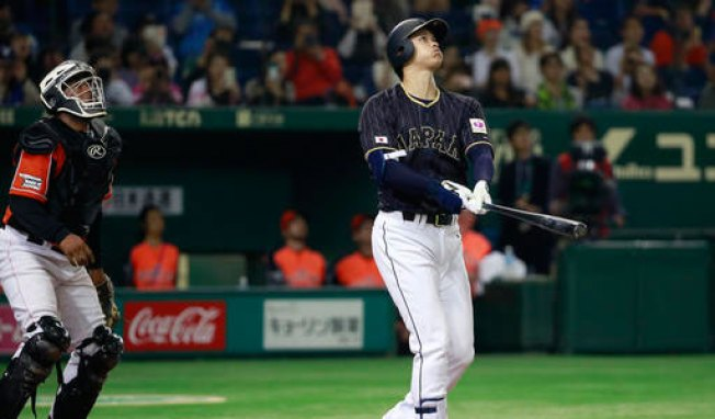Nippon Ham Fighters officially post Shohei Ohtani