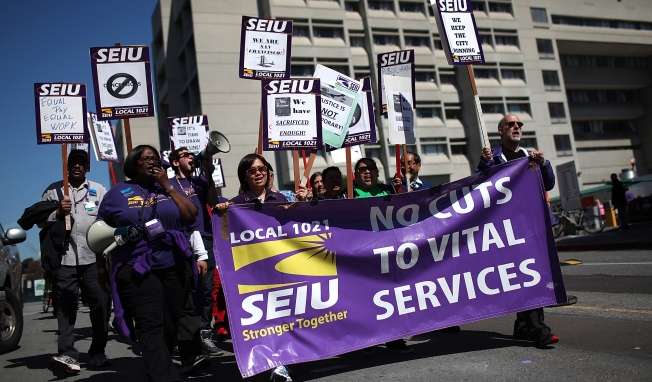 Unions Face New Challenges, Changing Landscape