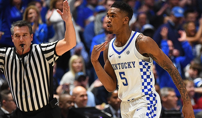 The Case for Malik Monk as the Sixers' First-round Pick