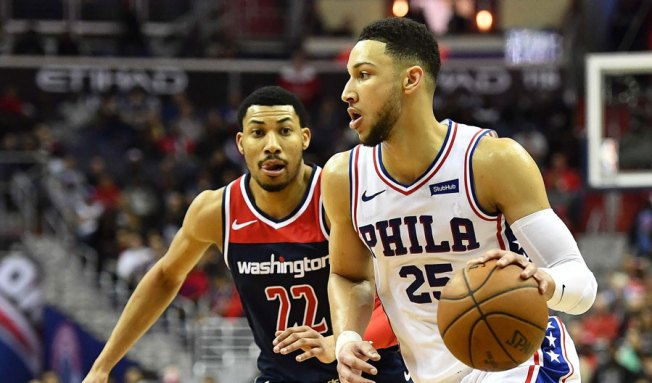 Sixers Win Streak Snapped in Washington, Things Looking Up Anyway