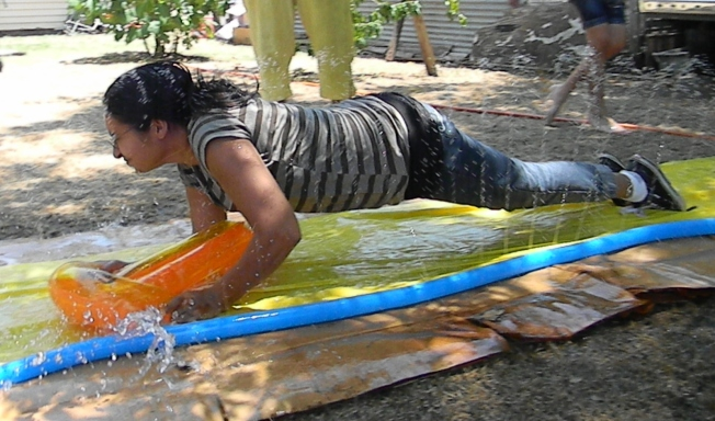 Worth the Trip: Massive Slip N' Slide Coming to Philly
