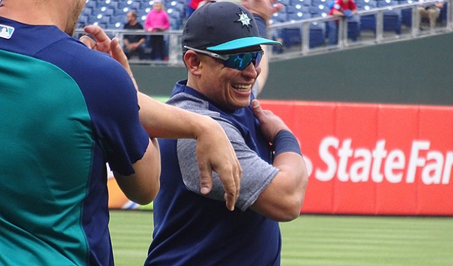 With Emotional Return, Carlos Ruiz, the One-time $8,000 Kid, Gets His Day