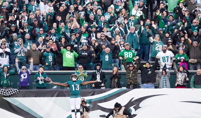 Eagles 2019 Single-Game Tickets Go on Sale Tuesday
