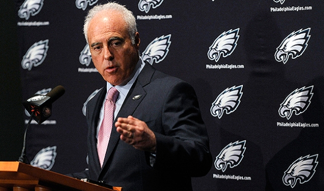 An Ode to Jeffrey Lurie
