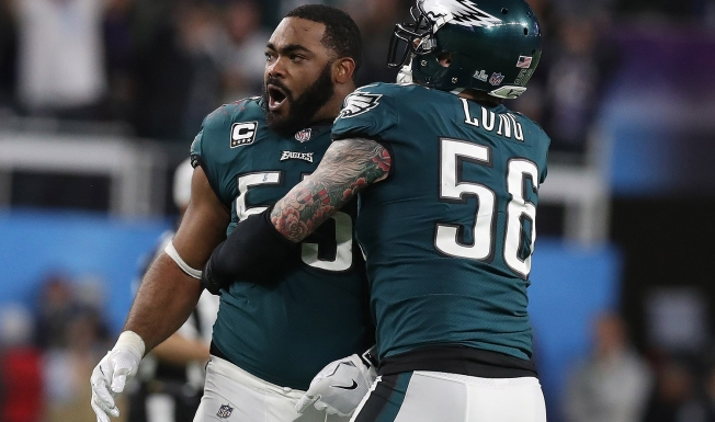 Brandon Graham Makes Himself Clear About Contract
