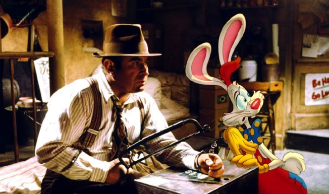 "A Re-Tooned ""Who Framed Roger Rabbit?"" Celebrates 25 Years"