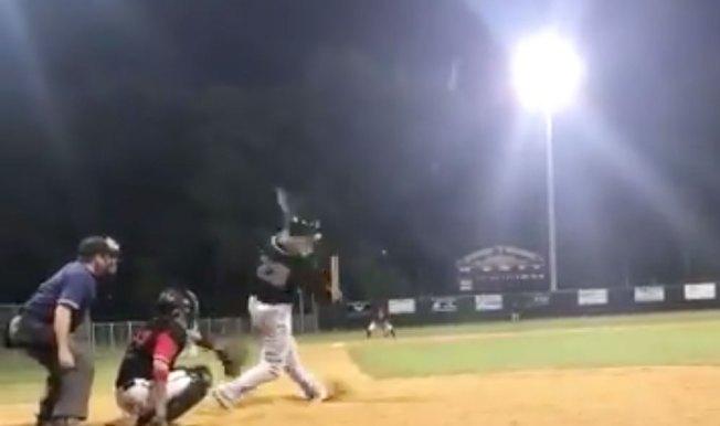 Jayson Werth Hits Home Run in Rare Appearance in Amateur Wooden Bat League