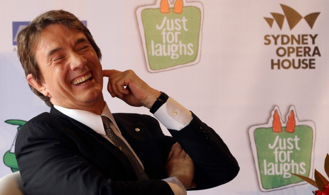 "Martin Short Debuts Romney Campaign Song on ""Letterman"""