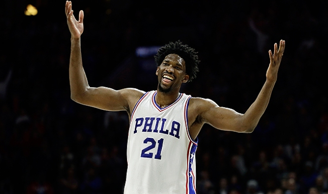 Joel Embiid to Attend Soccer Exhibition in Wales, But Won't Play