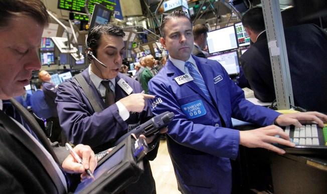 Falling Bank Stocks Unravel Rally