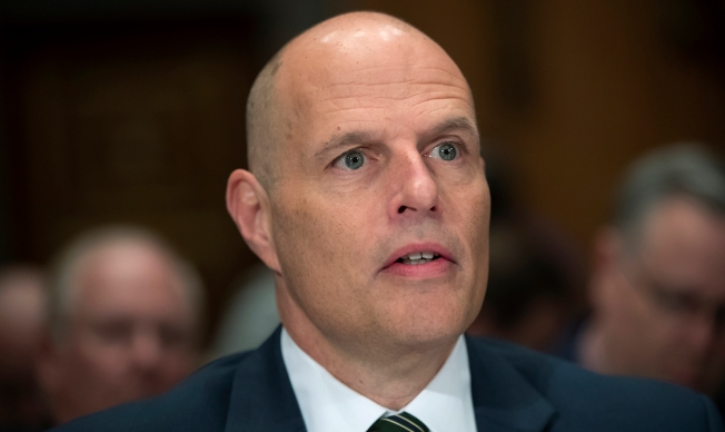 ICE Head Denounces Political Vitriol, Apologizes for Tweet