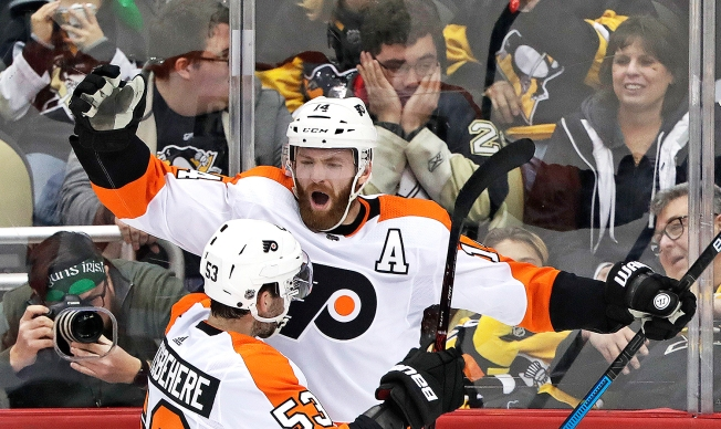 Flyers Keep the Late Fun Coming Thanks to Overtime Win, Are in Company With 2011-12 Team