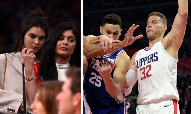 The Bizarre NBA-celebrity Dating Circle That Involves Ben Simmons