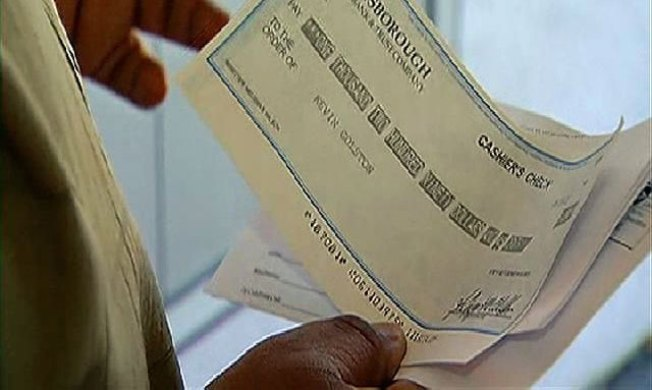 Local Man Charged in Counterfeit Check Scheme