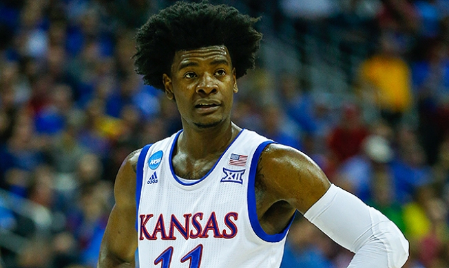 The Case for Kansas' Josh Jackson to the Sixers at No. 3