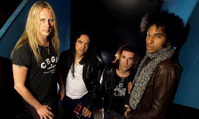 Alice in Chains at the Tower