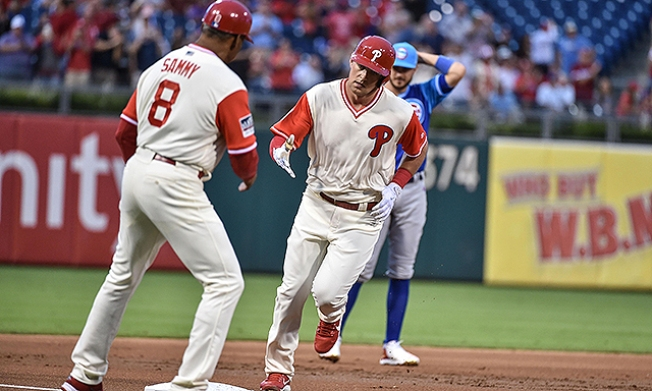 Phillies Continue Homestand Against Cubs