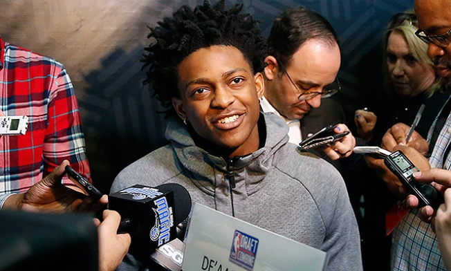 De'Aaron Fox Believes His Guard Versatility Fits Ben Simmons, Sixers