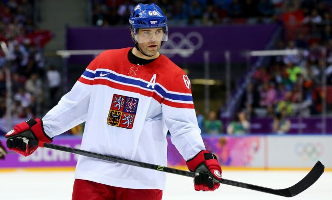 On Golden Ponds: 3 Things to Watch in U.S.-Czech Republic Olympic Hockey Quarterfinals