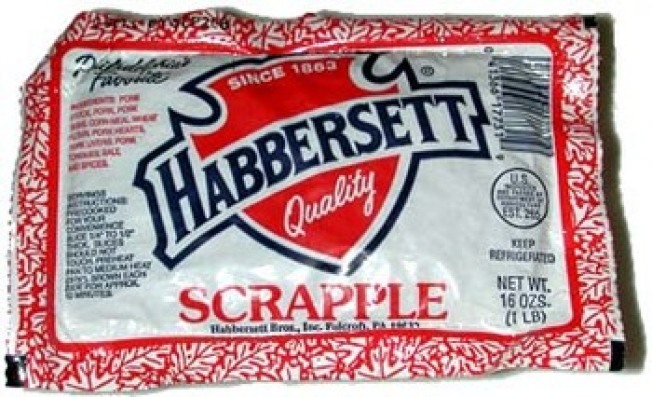 Oink! Scrapple Gets National Props