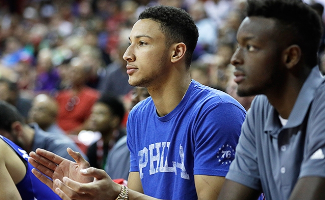 Sixers 'being Smart and Cautious' With Ben Simmons