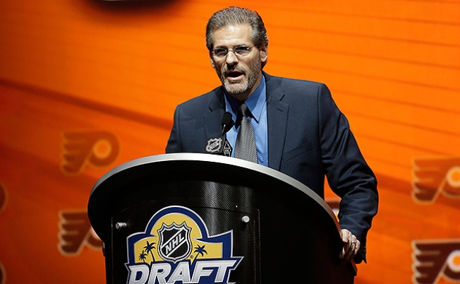 Flyers Notes: GM Ron Hextall Hoping to Find Talent Late in Draft