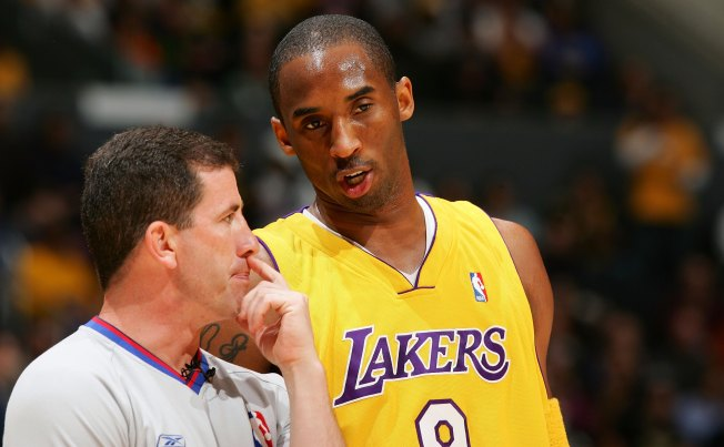 Free Whistle: Cheating NBA Ref Released From Florida Prison