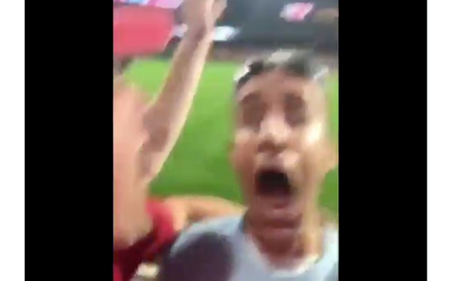 These Guys Caught Maikel Franco's Walk-off Home Run and Reacted Accordingly