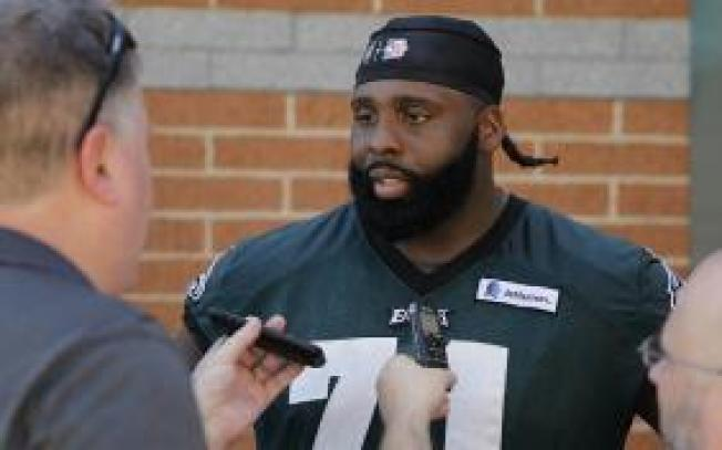 Jason Peters Looking for New Contract, Hopes to Retire With Eagles