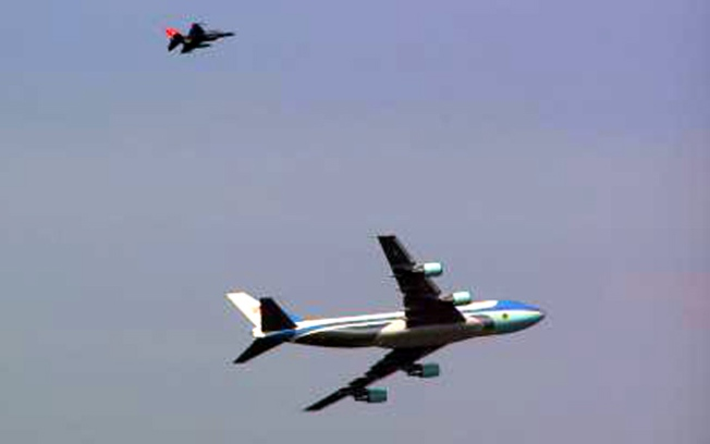 Obama Orders Review of NYC Flyover