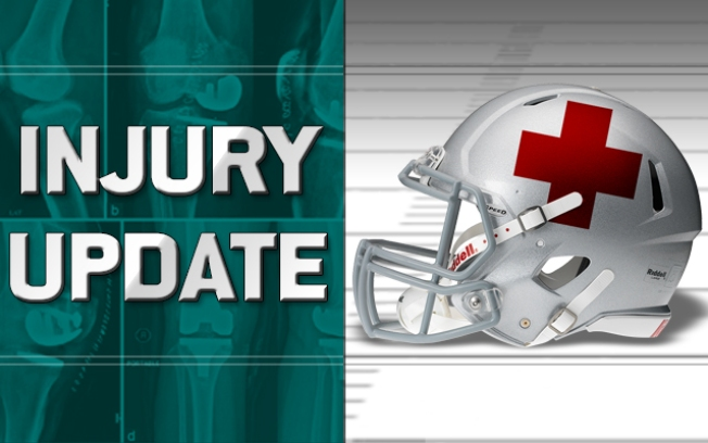 Eagles Injury Report: Fletcher Cox Out; Wendell Smallwood Questionable