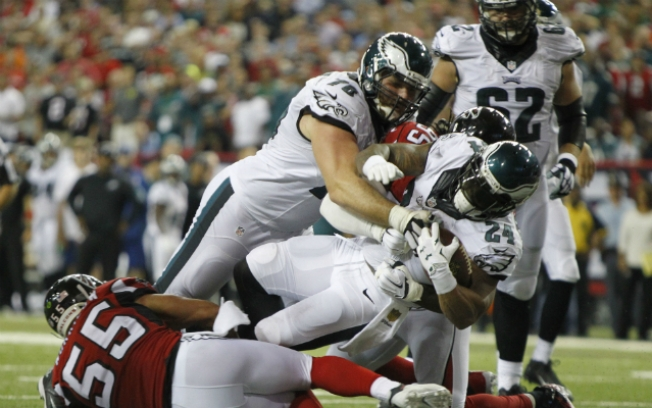 Eagles make two surprise cuts, including release of 2014 first-round pick