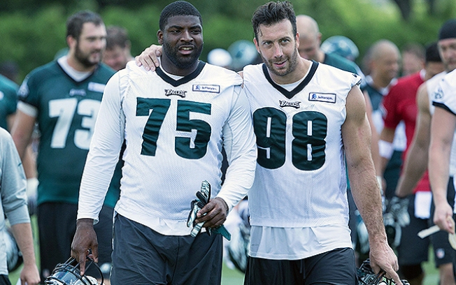 Predicting Eagles' 53-Man Roster