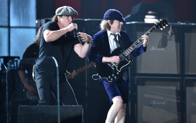 AC/DC Postpones April Show at Wells Fargo Center