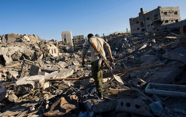UN Report Accuses Israel of War Crimes