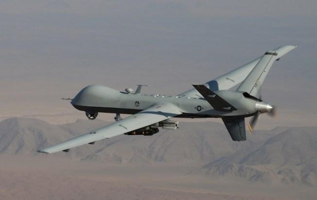 Malfunctioning Drone Hits Navy Ship While Training