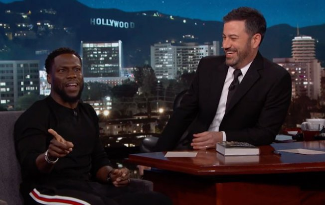 Kevin Hart Explains How Trash Talking James Harden Totally Backfired
