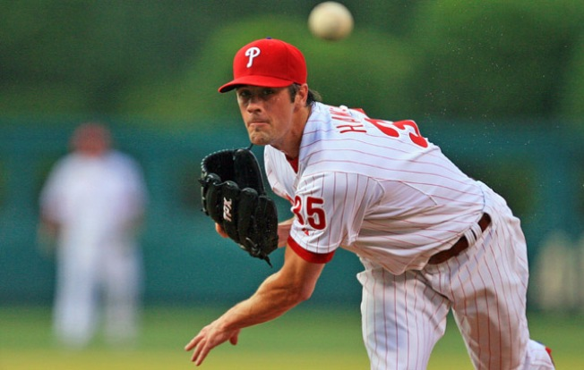 Have a Question for Cole Hamels?