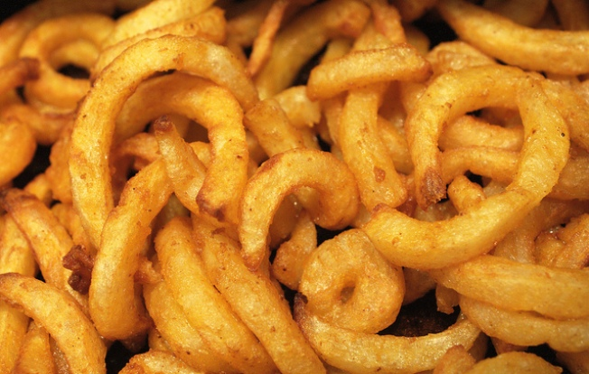 Curly Fries Help Nab Groping Suspect