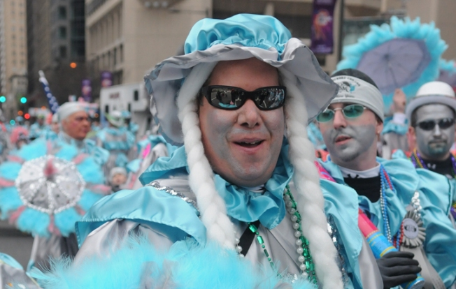 2014 Mummers Parade: A Guide & Map