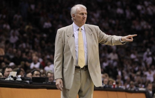 """Popovich: """"Disappointed"""" in $250K Fine From NBA"""