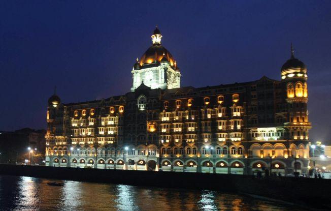 Mumbai's Taj Mahal Hotel Is Open for Business